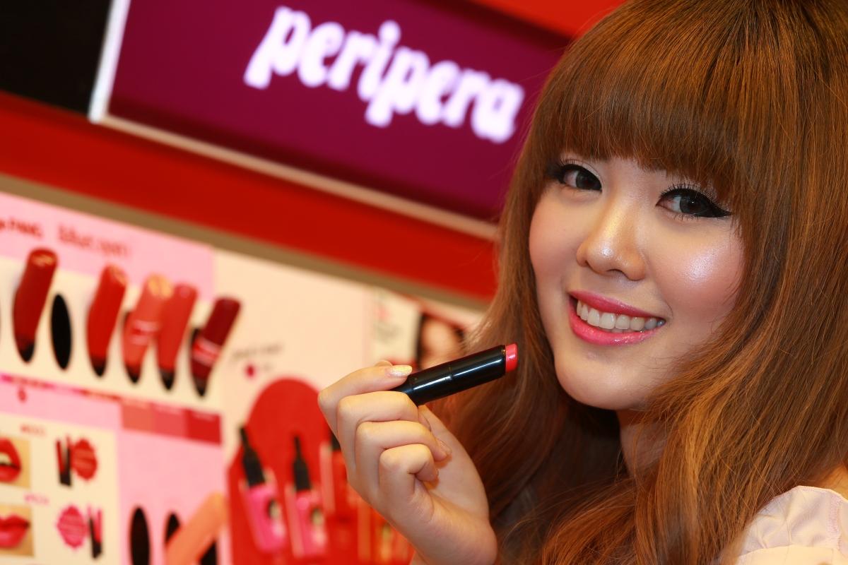 สาวไทยเฮรับเครื่องสำอางแบรนด์ดังจากเกาหลี Peripera เพอริเพอร่า ไม่ต้องบินช้อปไกลมาไทยแล้ววันนี้ #periperathai