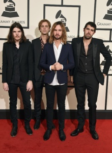 Tame Impala in Saint Laurent by Hedi Slimane