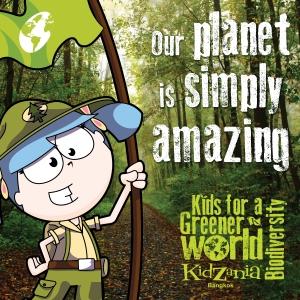 KidZania - Kids for a Greener world