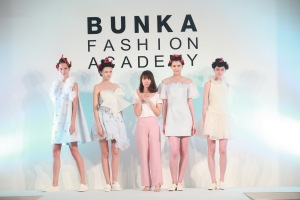 BUNKA 9th Graduation Fashion Show (11)