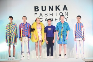 BUNKA 9th Graduation Fashion Show (13)