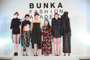 BUNKA 9th Graduation Fashion Show (14)