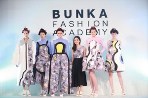 BUNKA 9th Graduation Fashion Show (15)