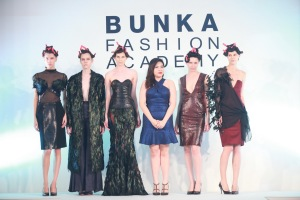 BUNKA 9th Graduation Fashion Show (17)