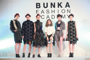 BUNKA 9th Graduation Fashion Show (19)