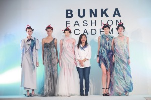 BUNKA 9th Graduation Fashion Show (5)