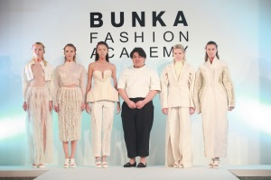 BUNKA 9th Graduation Fashion Show (6)
