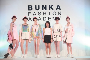 BUNKA 9th Graduation Fashion Show (7)