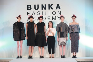 BUNKA 9th Graduation Fashion Show (9)