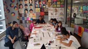 PARON School of Art Class